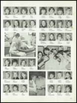 1978 McGuffey High School Yearbook Page 56 & 57