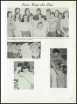 1978 McGuffey High School Yearbook Page 98 & 99