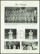 1978 McGuffey High School Yearbook Page 124 & 125