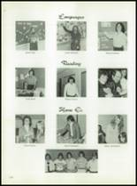 1978 McGuffey High School Yearbook Page 142 & 143