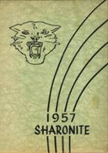 1957 Yearbook Sharon High School