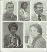 1978 Chamblee High School Yearbook Page 198 & 199
