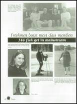 1999 Sulphur Springs High School Yearbook Page 86 & 87