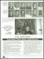 1999 Sulphur Springs High School Yearbook Page 96 & 97
