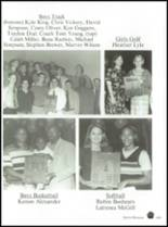 1999 Sulphur Springs High School Yearbook Page 108 & 109