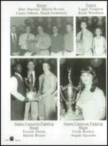 1999 Sulphur Springs High School Yearbook Page 110 & 111