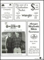 1999 Sulphur Springs High School Yearbook Page 226 & 227