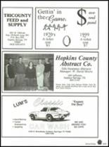 1999 Sulphur Springs High School Yearbook Page 230 & 231