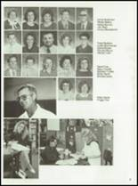 1990 Eula High School Yearbook Page 12 & 13