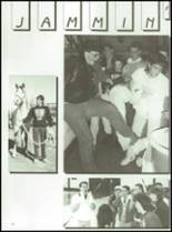 1990 Eula High School Yearbook Page 16 & 17