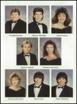 1990 Eula High School Yearbook Page 22 & 23
