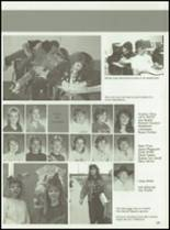 1990 Eula High School Yearbook Page 32 & 33