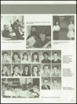 1990 Eula High School Yearbook Page 38 & 39