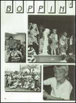 1990 Eula High School Yearbook Page 48 & 49