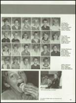 1990 Eula High School Yearbook Page 54 & 55