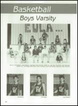 1990 Eula High School Yearbook Page 86 & 87