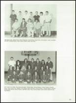 1990 Eula High School Yearbook Page 98 & 99