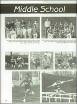 1990 Eula High School Yearbook Page 100 & 101