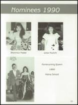 1990 Eula High School Yearbook Page 138 & 139