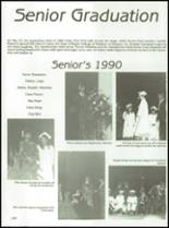 1990 Eula High School Yearbook Page 152 & 153