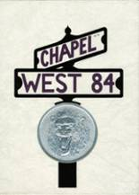1984 Yearbook Cherry Hill West High School