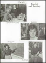 1984 Erwin High School Yearbook Page 14 & 15