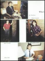 1984 Erwin High School Yearbook Page 22 & 23