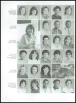 1984 Erwin High School Yearbook Page 56 & 57