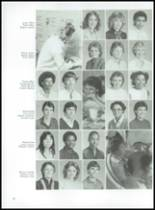 1984 Erwin High School Yearbook Page 60 & 61