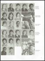 1984 Erwin High School Yearbook Page 62 & 63
