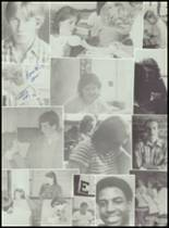 1984 Erwin High School Yearbook Page 70 & 71