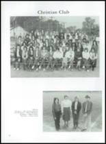 1984 Erwin High School Yearbook Page 100 & 101
