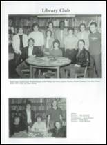 1984 Erwin High School Yearbook Page 108 & 109