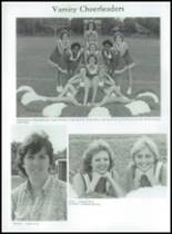 1984 Erwin High School Yearbook Page 128 & 129