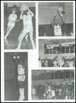 1984 Erwin High School Yearbook Page 136 & 137