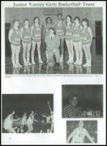 1984 Erwin High School Yearbook Page 150 & 151