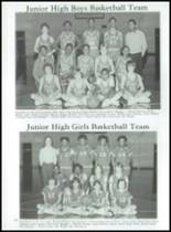 1984 Erwin High School Yearbook Page 152 & 153