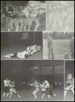 1984 Erwin High School Yearbook Page 156 & 157