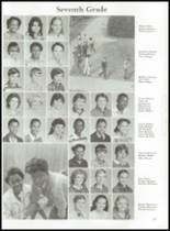 1984 Erwin High School Yearbook Page 166 & 167