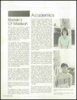 1985 James Madison Senior High School Yearbook Page 26 & 27