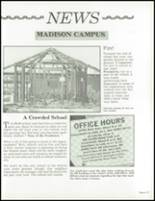1985 James Madison Senior High School Yearbook Page 30 & 31