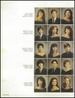 1985 James Madison Senior High School Yearbook Page 42 & 43