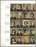 1985 James Madison Senior High School Yearbook Page 46 & 47