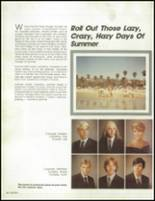 1985 James Madison Senior High School Yearbook Page 48 & 49