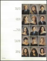 1985 James Madison Senior High School Yearbook Page 70 & 71