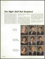 1985 James Madison Senior High School Yearbook Page 80 & 81