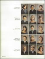 1985 James Madison Senior High School Yearbook Page 82 & 83