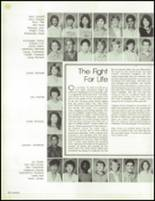 1985 James Madison Senior High School Yearbook Page 102 & 103
