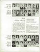 1985 James Madison Senior High School Yearbook Page 104 & 105