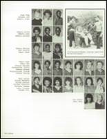 1985 James Madison Senior High School Yearbook Page 110 & 111